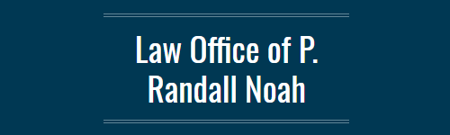 Law Office of P. Randall Noah: Home