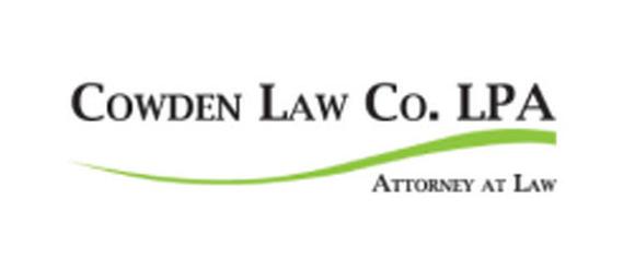 Cowden Law Co. LPA: Home