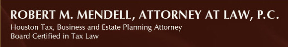 Robert M. Mendell, Attorney at Law, P.C.: Home