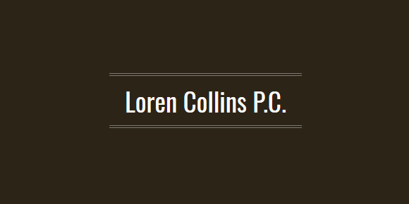 Loren Collins P.C.: Home