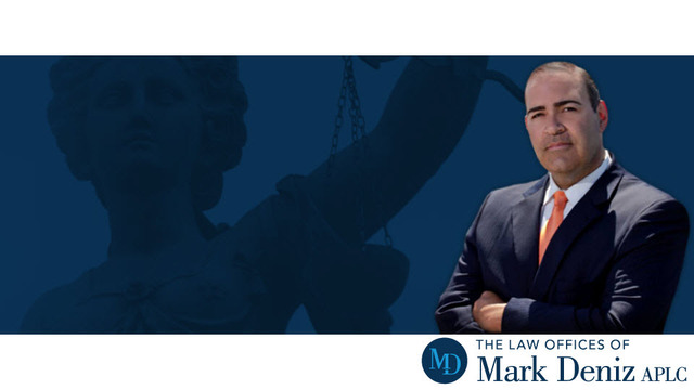 The Law Offices of Mark Deniz APLC: Escondido