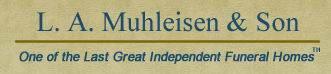 L.A. Muhleisen & Son Funeral Home: Home