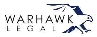 Warhawk Legal: Home