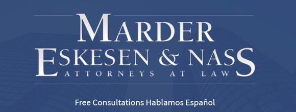 Marder Eskesen & Nass: Home