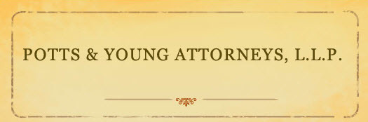 Potts & Young Attorneys, L.L.P.: Home