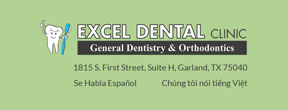 Excel Dental Clinic Garland: Home