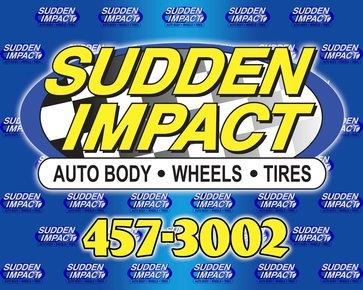Sudden Impact Auto Body: Home