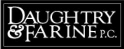 Daughtry & Farine, P.C.: Home