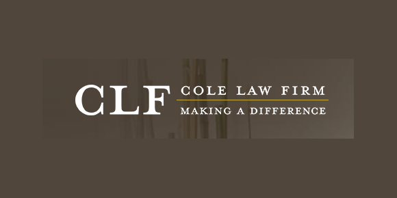 Cole Law Firm: Home