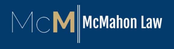 McMahon Law: Home