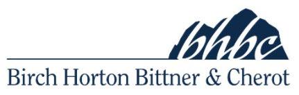Birch Horton Bittner & Cherot: Home