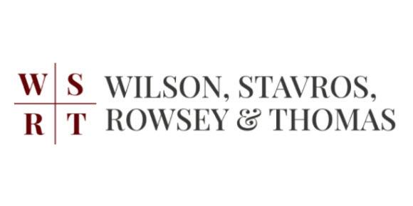Wilson, Stavros, Rowsey & Thomas: Home