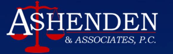Ashenden & Associates P.C.: Home