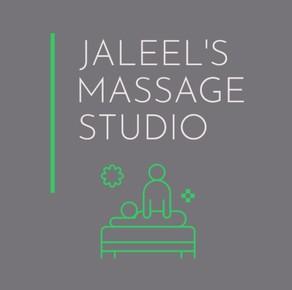 Jaleel's Massage Studio: Home