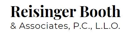 Reisinger Booth & Associates, P.C., L.L.O.: Home
