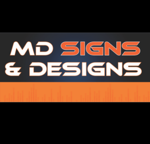 MD Signs & Designs: Home