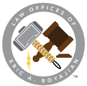 Law Offices of Eric A. Boyajian, APC: Home