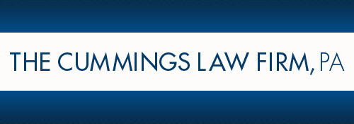 The Cummings Law Firm, P.A.: Home