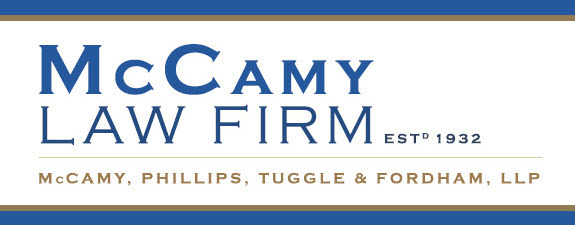 McCamy, Phillips, Tuggle & Fordham, LLP: Home