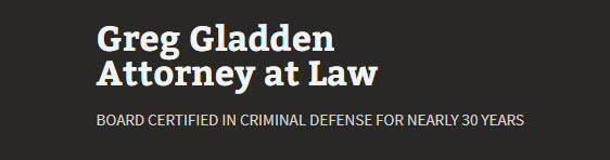 Greg Gladden Attorney at Law: Home