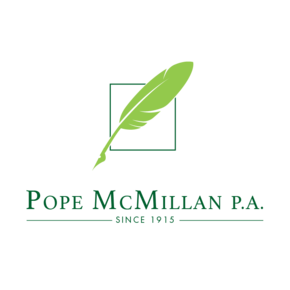 Pope McMillan, P. A.: Home