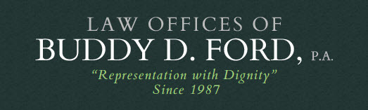 Law Offices of Buddy D. Ford, P.A.: Home