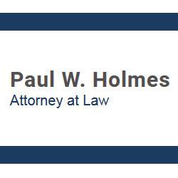 Paul W. Holmes: Home