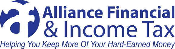 Alliance Financial & Income Tax: Home