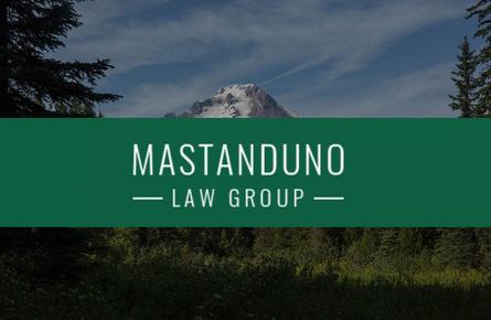 Mastanduno Law Group: Home