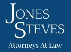 Jones Steves Attorneys at Law: Home