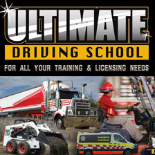 Ultimate Driving School: Home