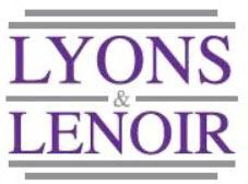 Lyons & Lenoir: Home