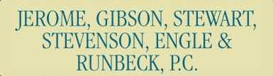 Jerome, Gibson, Stewart, Stevenson, Engle & Runbeck, P.C.: Home