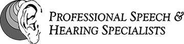 Professional Speech & Hearing Specialists: Home
