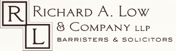 Richard A Low & CO LLP: Home