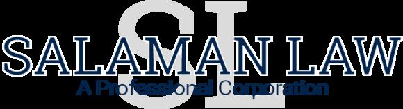 Salaman Law (A Professional Corporation): Home