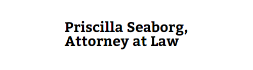 Priscilla Seaborg, Attorney at Law: Home
