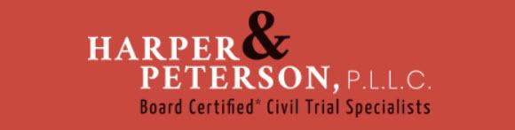 Harper & Peterson, P.L.L.C.: Home