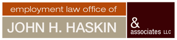 Employment Law Office of John H. Haskin & Associates, LLC: Home