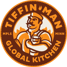 Tiffin Man Global Kitchen: Home