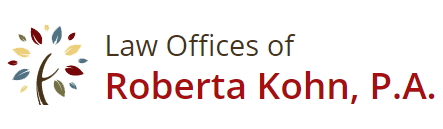 Law Offices of Roberta Kohn, P.A.: Home