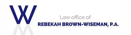 Law Office of Rebekah Brown-Wiseman, P.A.: Home