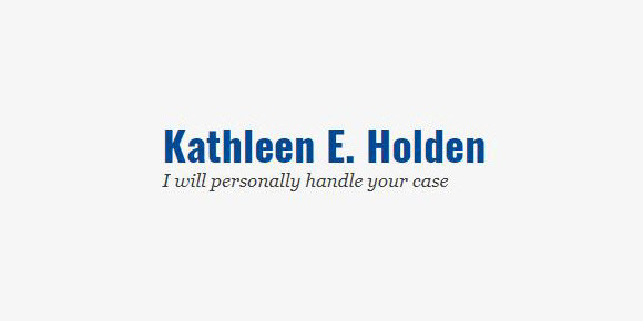 Kathleen E. Holden: Home