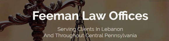 Feeman Law Offices: Home