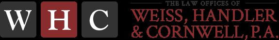 Weiss, Handler & Cornwell, P.A.: Home