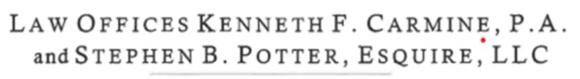 Potter, Carmine & Associates, P.A.: Home