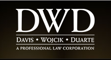 Davis Wojcik Duarte, A Professional Law Corporation: Home