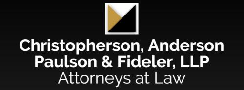 Christopherson, Anderson, Paulson & Fideler, LLP: Home