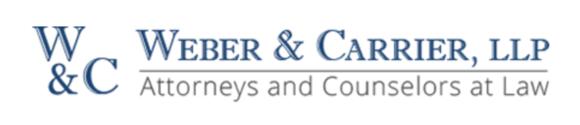 Weber & Carrier, LLP: Home
