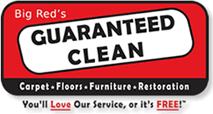 Big Red's Guaranteed Clean: Home